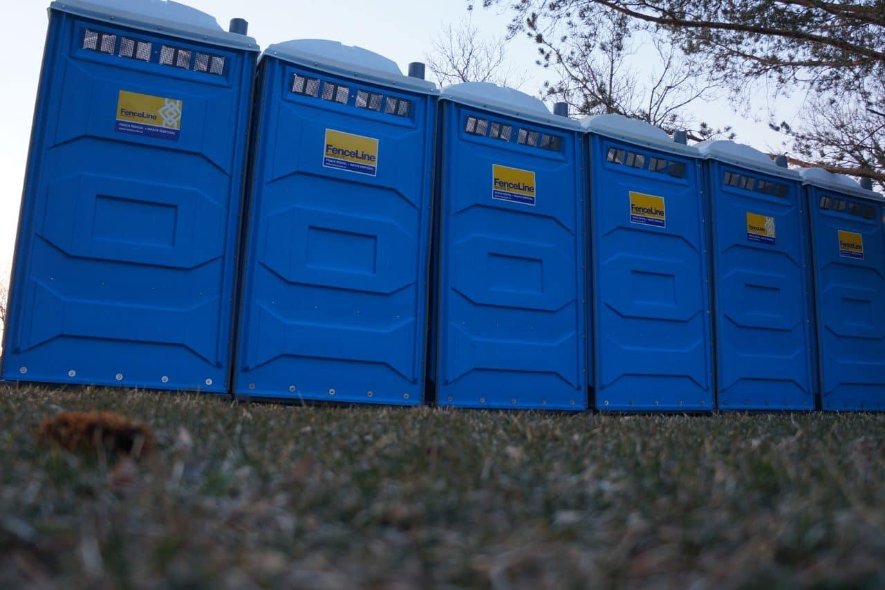 Portable Toilets in Edmonton, AB